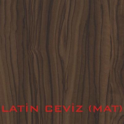 En : 28 cm - Boy : 200 cm Latin ceviz suntalam 36 mm raf